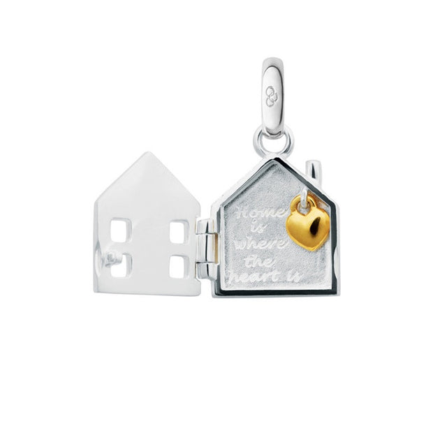 Links of London Home Is Where The Heart Is Charm - 5030.1828