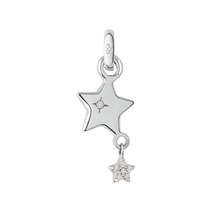 Links of London Wish Upon a Star 18K White Gold Charm - 5030.1853