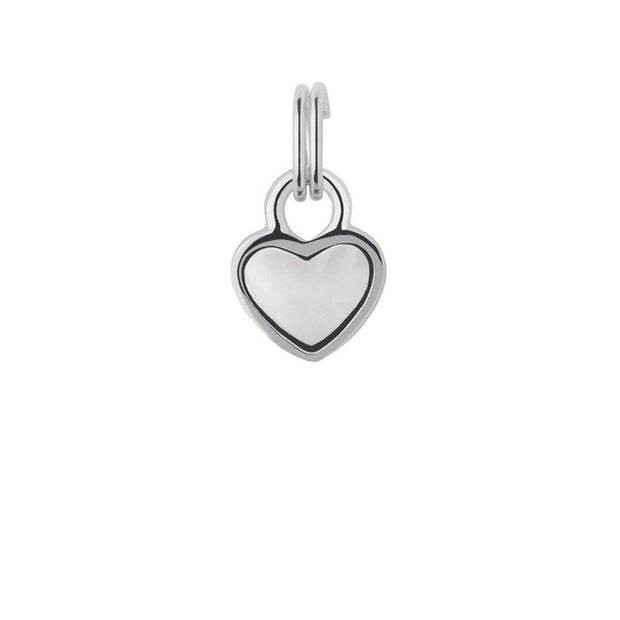 Links of London Mini Heart Mother of Pearl Charm - 5030.1897