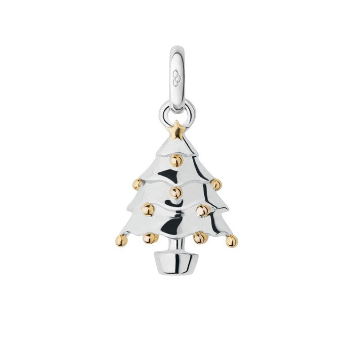 Links of London 18K Gold Vermeil Christmas Tree Charm - 5030.2296