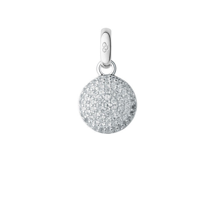 Links of London Pave Topaz Disc Charm - 5030.2315