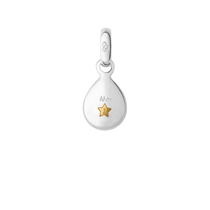 Links of London Wimbledon Sterling Silver No.1 Charm - 5030.2385