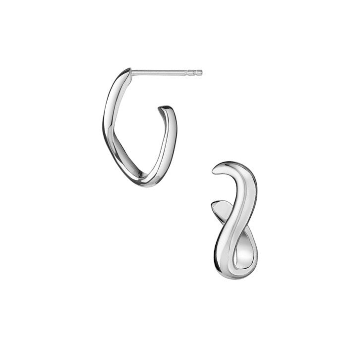 Links of London Essentials Infinite Hoop Earrings - 5040.1989