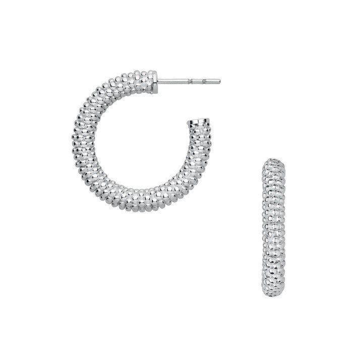 Links of London Effervescence XS Hoop Earrings - 5040.1994