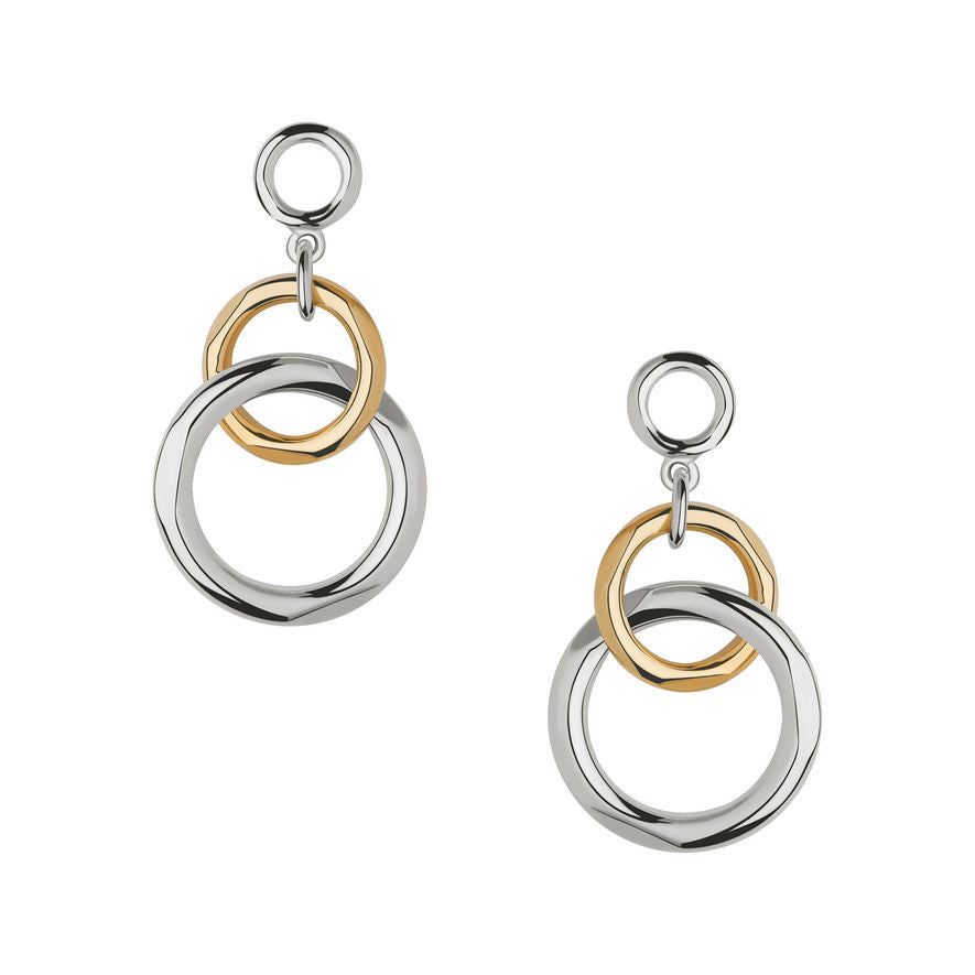 Links of London 20/20 Bi-Metal Chandelier Earrings - 5040.1995