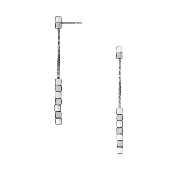 Links of London Cubist Drop Earrings - 5040.2369