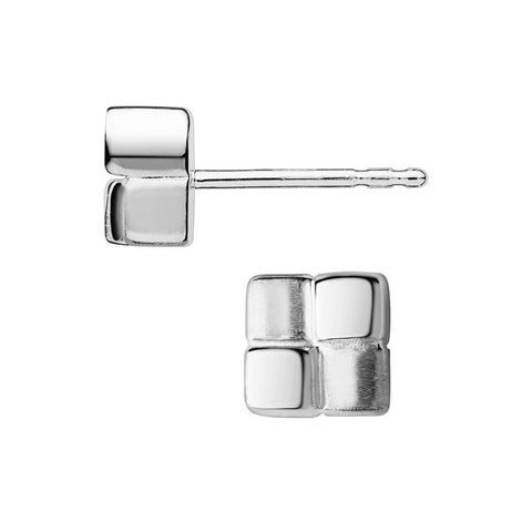 Links of London Cubist Stud Earrings - 5040.2370