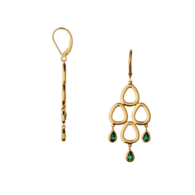 Links of London Hope 25 Years Earrings - 5040.2569