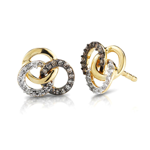 Links of London Treasured Stud Earrings - 5040.2749