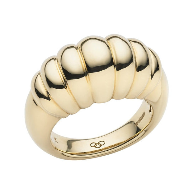 Links of London Sweetie Signature 18K Gold Ring - 5045.2256