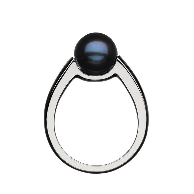 Links of London Effervescence Pearl Grey Ring - 5045.3340