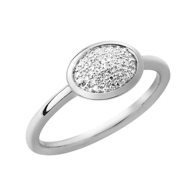 Links of London Essentials Oval Ring - 5045.5489