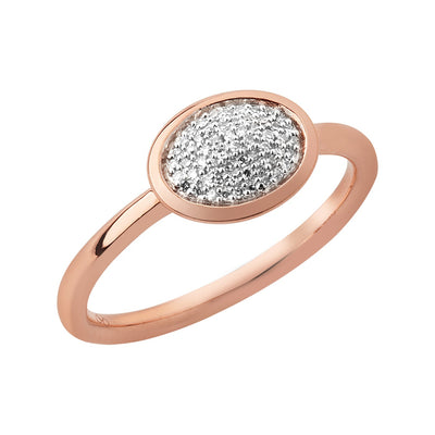 Links of London Essentials Oval Ring - 5045.5507