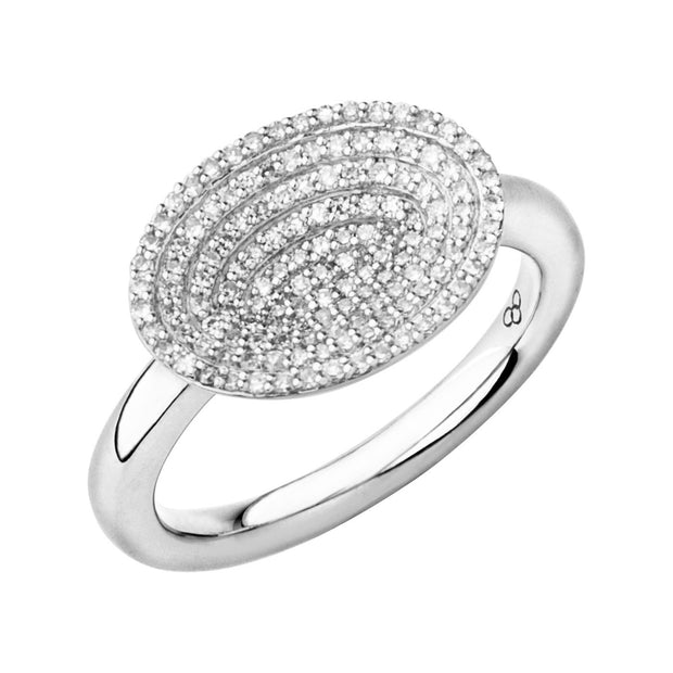 Links of London Concave Diamond Ring - 5045.5639