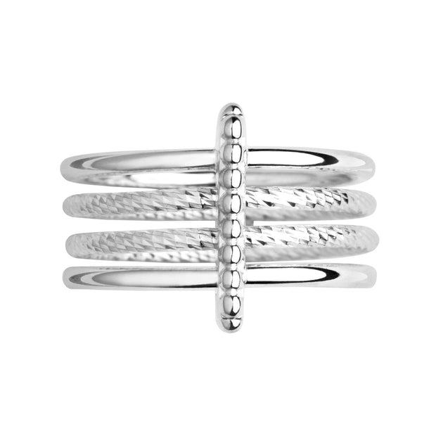 Links of London Aurora Stack Ring - 5045.5650