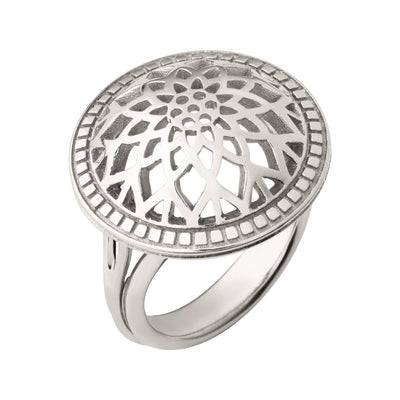 Links of London Timeless Dome Ring - 5045.5871