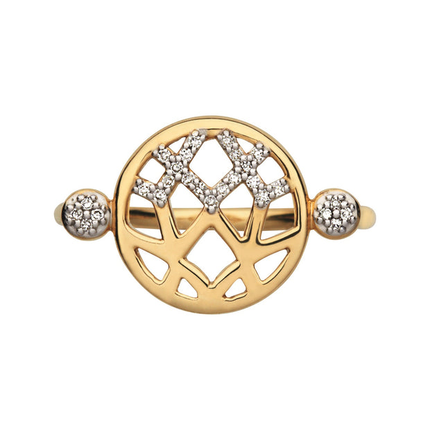 Links of London Timeless Diamond Ring - 5045.5923