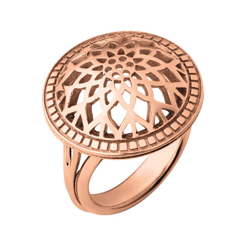 Links of London Timeless Dome Ring - 5045.5952