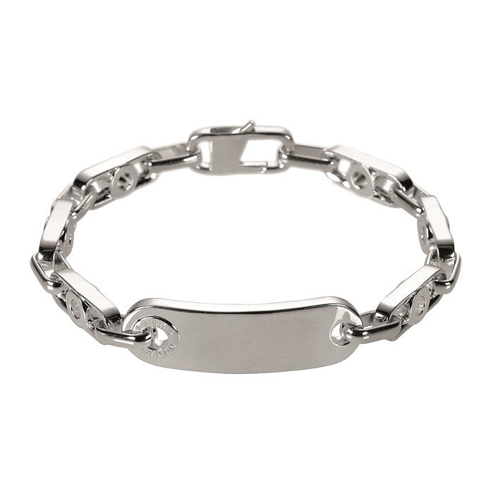 Links of London Mens Soho ID Bracelet - 5210.0015