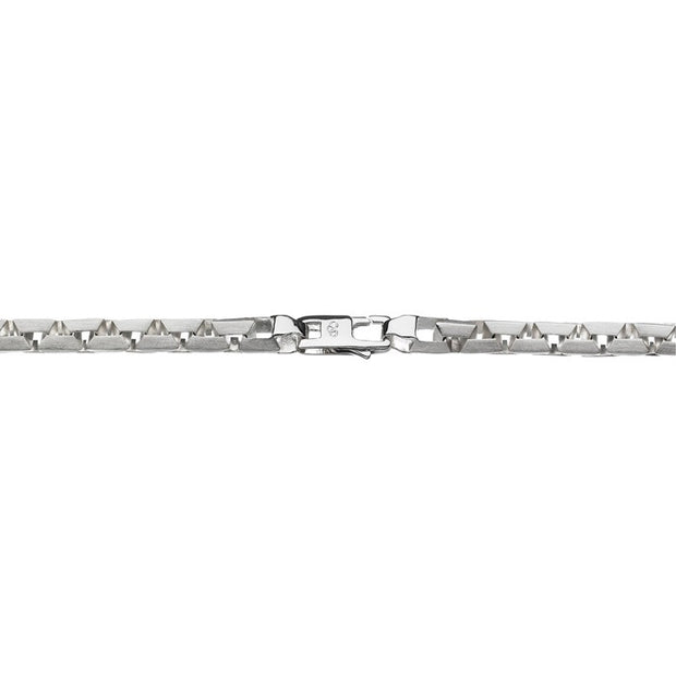 Links of London Square Chain Bracelet - 5222.0103
