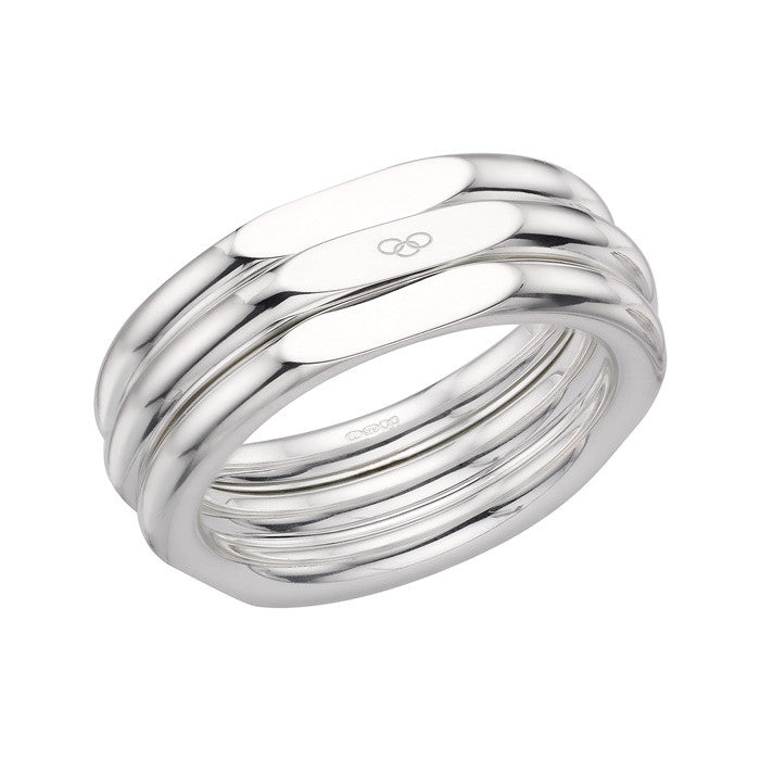 Links of London 20/20 XL Ring - 5245.0154
