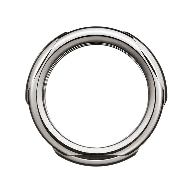 Links of London 20/20 Ruthenium Plated XL Ring - 5245.0201
