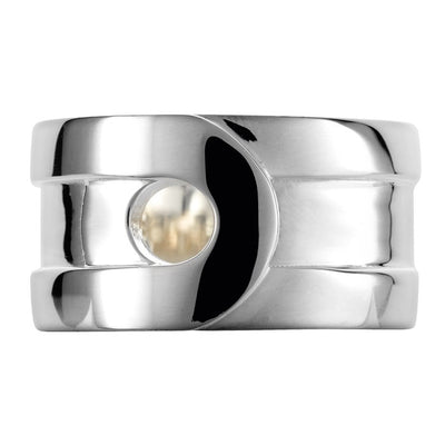 Links of London Mens Soho Cut Out Ring - 5245.0236
