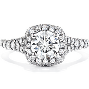Hearts On Fire Acclaim Engagement Ring