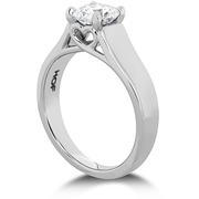 Hearts On Fire Adoration Dream Solitaire Engagement Ring