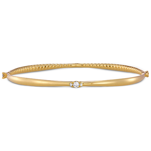 Hearts On Fire Aerial Bangle
