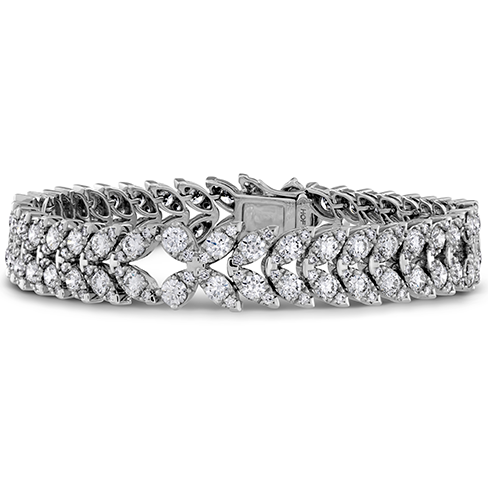 Hearts On Fire Aerial Diamond Bracelet