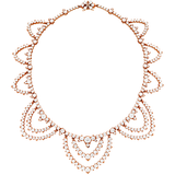 Hearts On Fire Aerial Diamond Collar Necklace