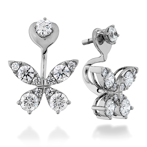 Hearts On Fire Aerial Diamond Earrings