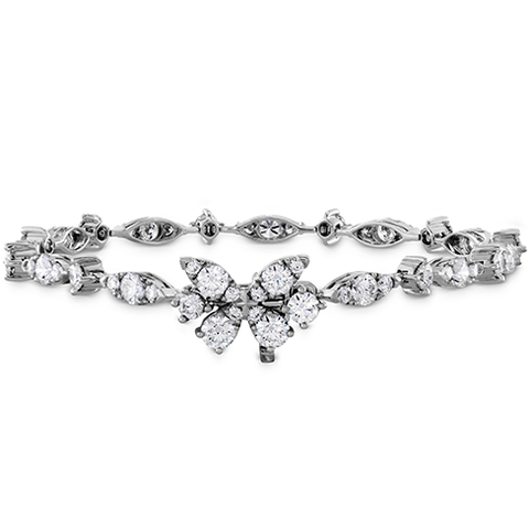 Hearts On Fire Aerial Diamond Line Bracelet