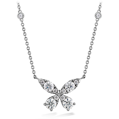 Hearts On Fire Aerial Diamond Pendant Necklace