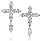 Hearts On Fire Aerial Petal Drop Diamond Earrings