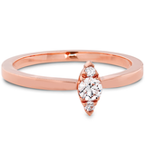 Hearts On Fire Aerial Stackable Regal Diamond Band