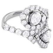 Hearts On Fire Aerial Victorian Bypass Diamond Ring