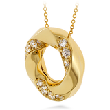 Hearts On Fire Atlantico Circle Pendant