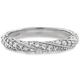 Hearts On Fire Atlantico Diamond Pave Band