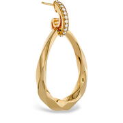 Hearts On Fire Atlantico Pear Diamond Drop Earrings