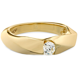 Hearts On Fire Atlantico Single Diamond Right Hand Ring