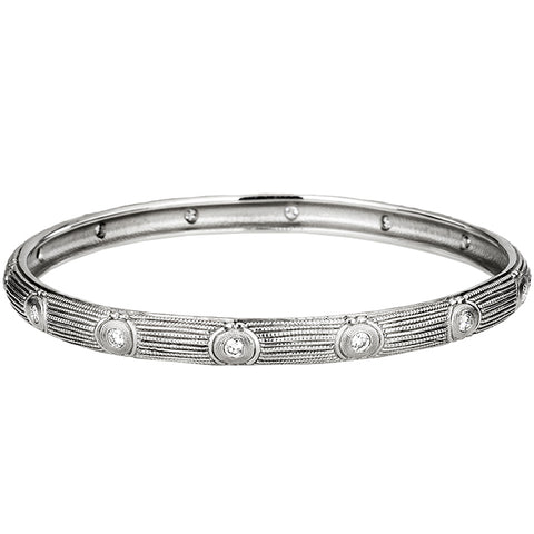 Alex Sepkus Rose Bangle Bracelet - B-11P
