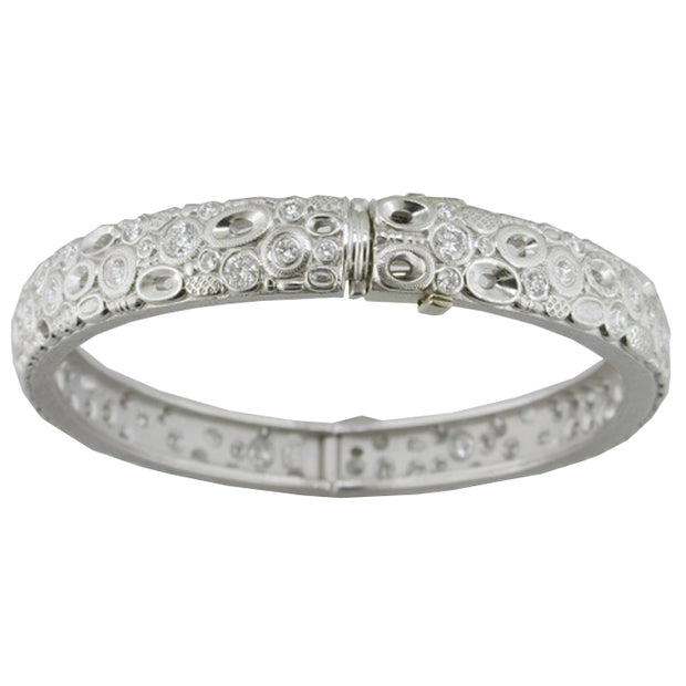 Alex Sepkus Diamond Bangle - B-24P