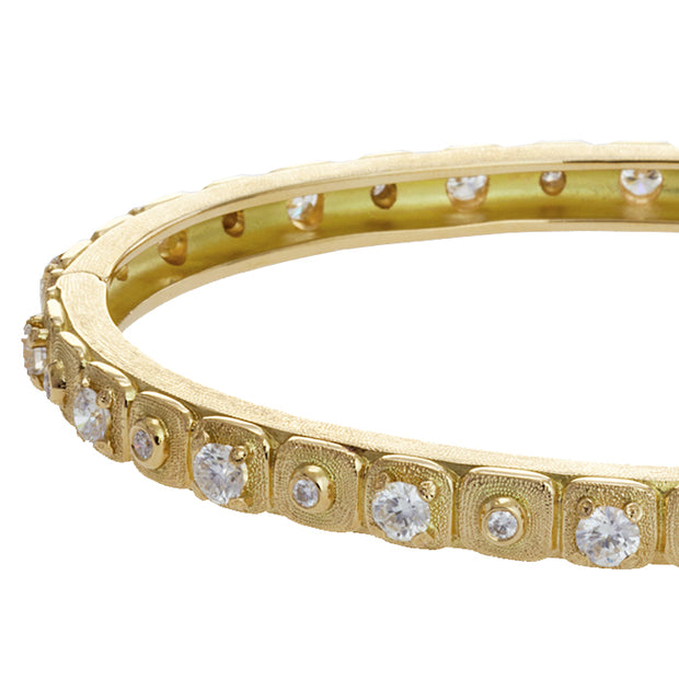 Alex Sepkus Diamond Bangle - B-26D