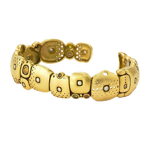 Alex Sepkus Little Orchard Cuff Bracelet - B-38DC