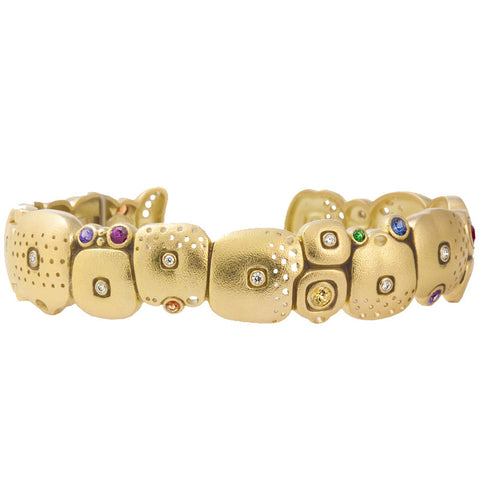 Alex Sepkus Little Orchard Cuff Bracelet - B-38SR