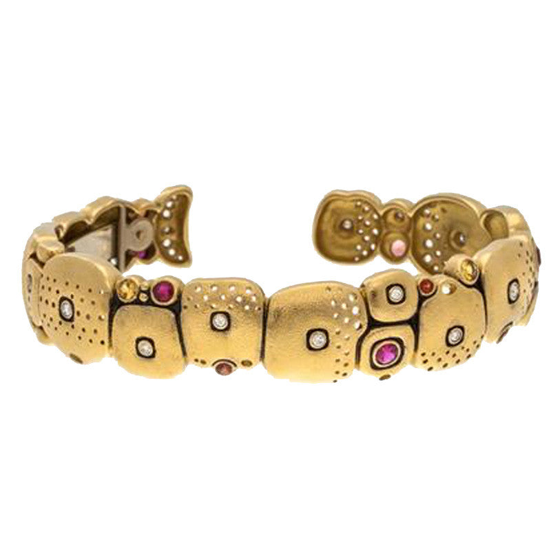 Alex Sepkus Little Orchard Cuff Bracelet - B-38