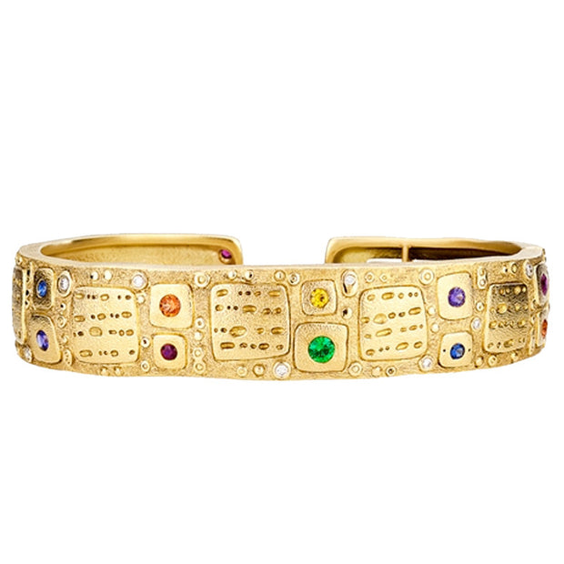 Alex Sepkus Notes Cuff Bracelet - B-42SR