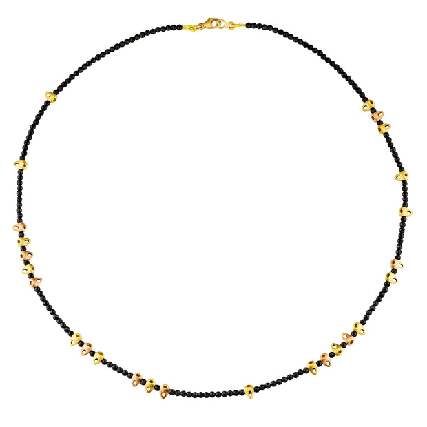 Alex Sepkus Drop Beaded Necklace - BN-135